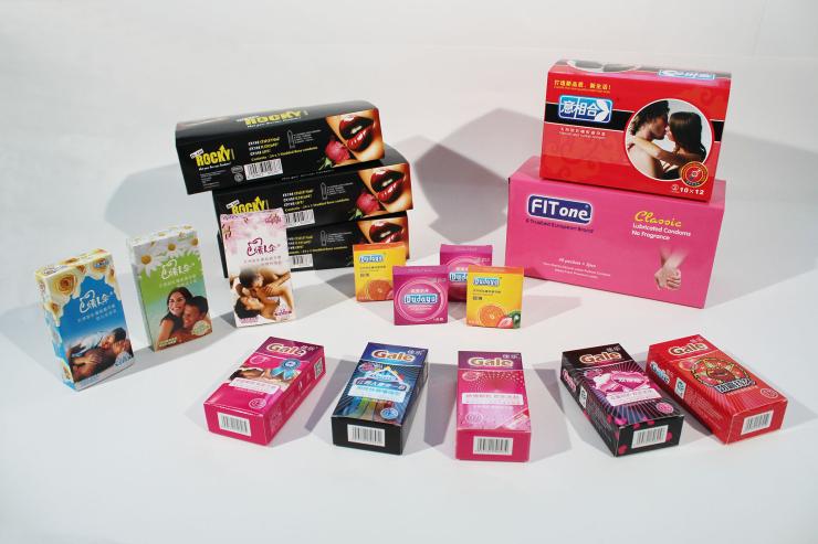 避孕套盒合集